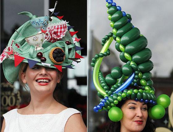 Дизайн шляп своими руками 84