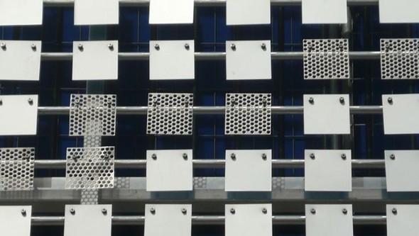 Кинетический фасад. Изображение № 1.