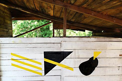 Абстрактное граффити: Стрит-художники об улицах, публике, опасности и свободе. Изображение № 59.
