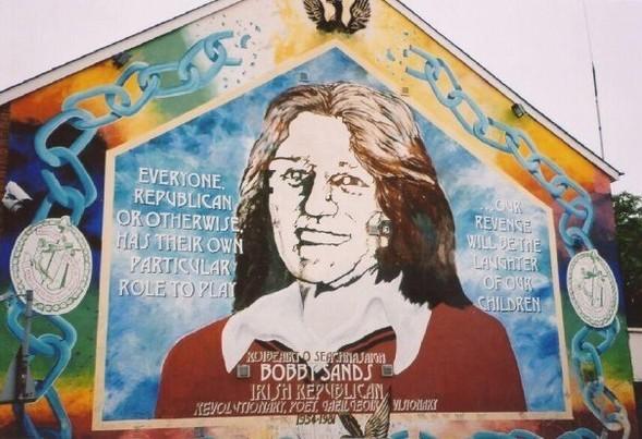 Граффити Ольстера. Изображение № 50.