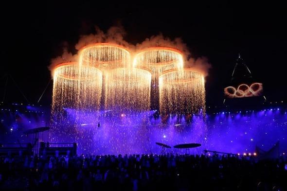 Церемония открытия Олимпийских игр  2012. Изображение № 3.