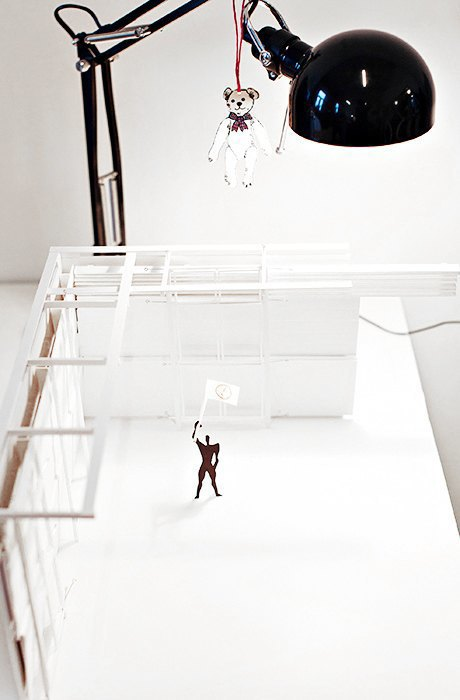 Как устроен офис архитектурного бюро Wowhaus. Изображение № 6.