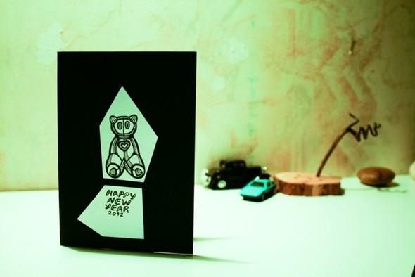 Миша и открытки - Gabriel Saray. Изображение № 3.