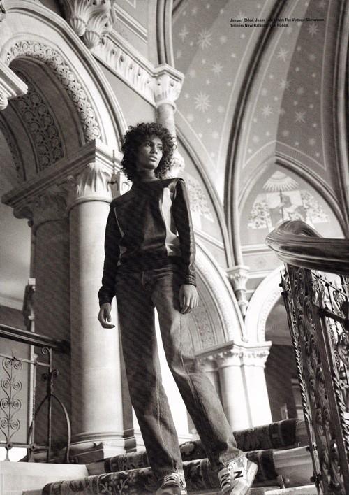 Съёмка: Джоан Смоллс для i-D. Изображение № 6.