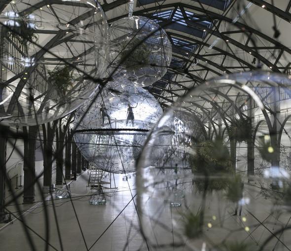 Мечты о другой жизни: Архитектура на грани реальности. Изображение № 5.