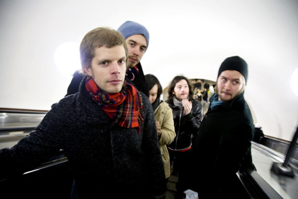 Один день в Москве: группа CasioKids. Изображение № 8.