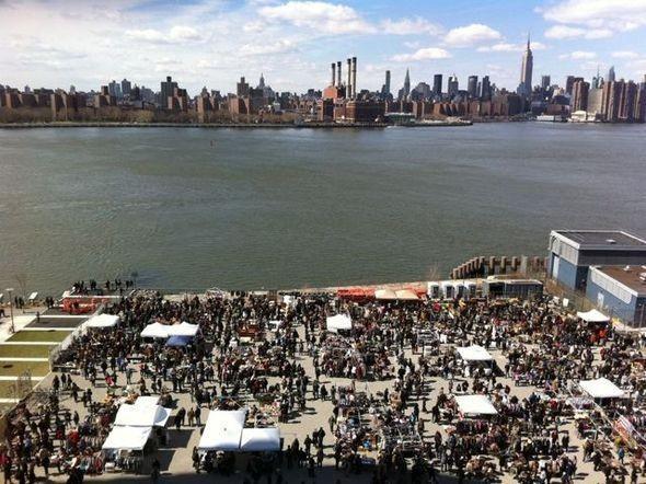 Изображение 7. Brooklyn Flea Market.. Изображение № 9.