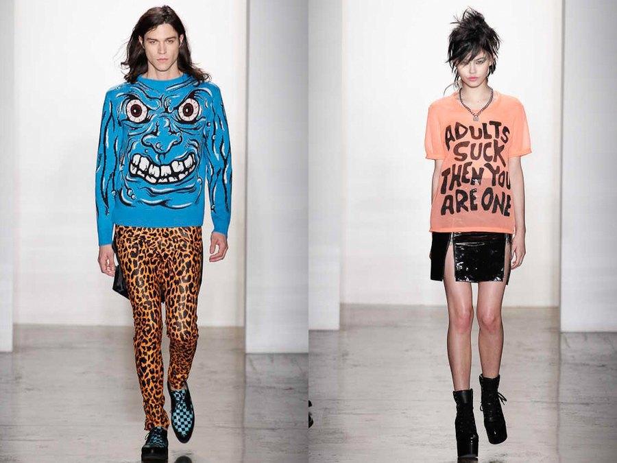 Неделя моды в Нью-Йорке: Дни 6 и 7. Изображение № 19.