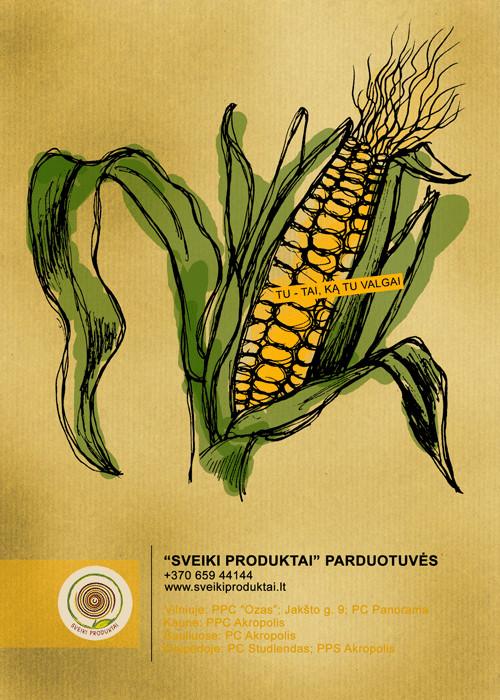 Изображение 16. Ecological shop promotion.. Изображение № 19.