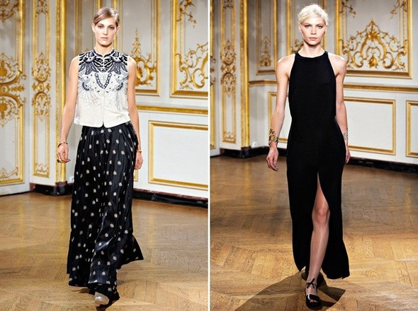 Показы Paris Fashion Week SS 2012: День 7. Изображение № 8.