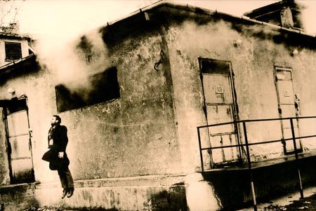 Бёрёц Балаж – фотограф автопортретист. Изображение № 9.