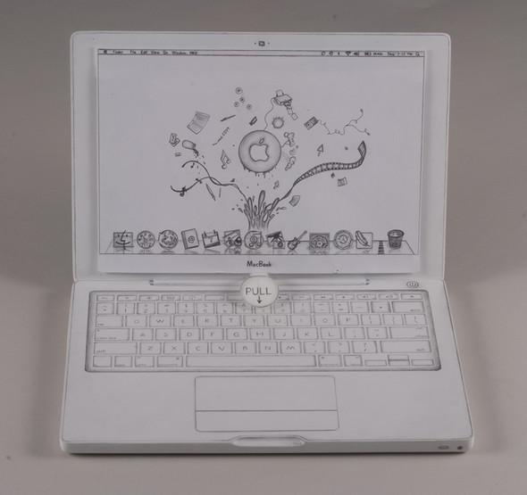 Macbook Draw. Изображение № 7.