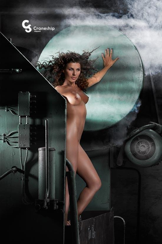 Nude Corporate Calendar 2010. Изображение № 21.