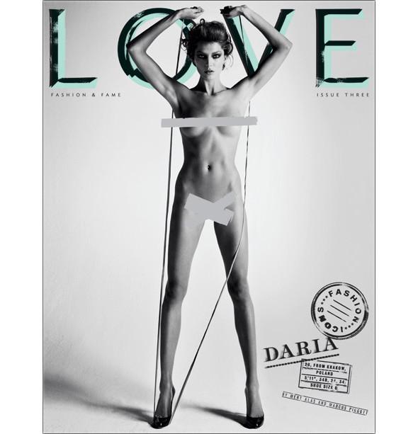 Love Magazine: в поисках иконы. Изображение № 4.