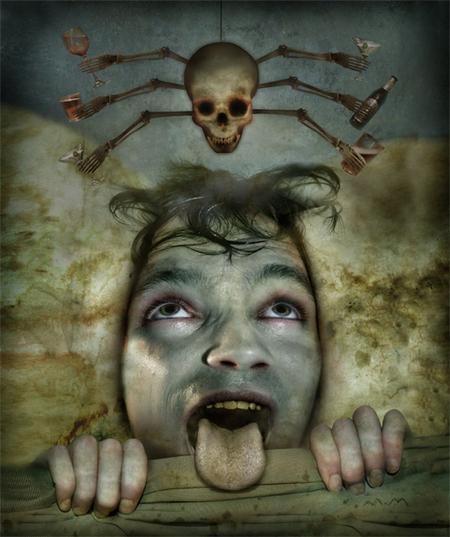 Matt Mahurin. Гений страха иэмоций. Изображение № 5.