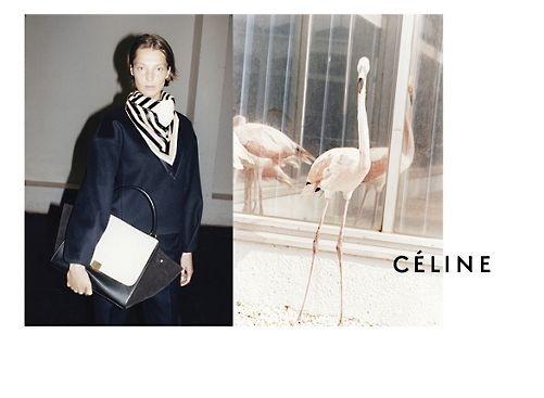 Кампании: Balenciaga, Celine, Dolce & Gabbana и другие. Изображение № 11.