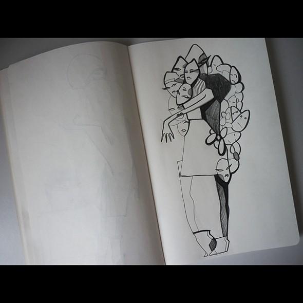 АРТПАРАД представляет: Берлинский дневник Лизы Шахно #2. Изображение № 49.