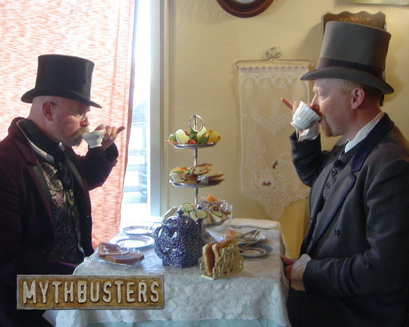 MythBusters. Новые серии иистория. Изображение № 21.