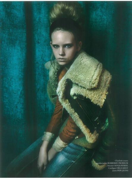 Изображение 8. Новые лица: Шарлотта Нольтинг.. Изображение № 25.