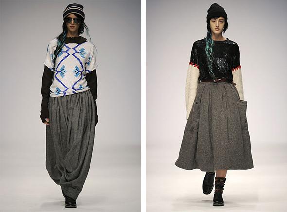 London Fashion Week AW 10: День пятый. Изображение № 17.