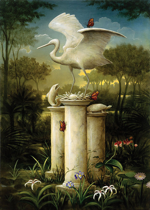 Магический реализм отКевина Слоана!. Изображение № 63.