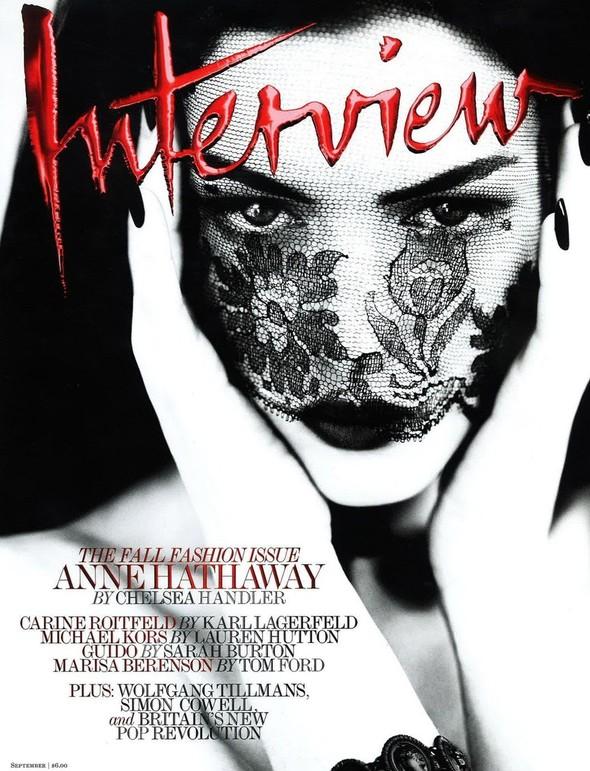 Обложки: Harper's Bazaar, Interview, New York Magazine и другие. Изображение № 2.