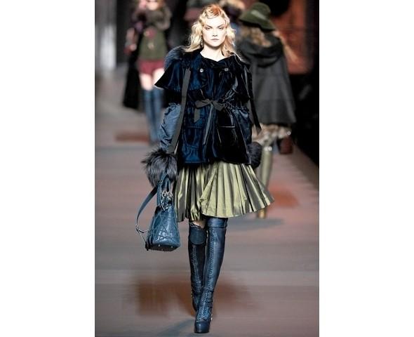 Показ Dior FW 2011. Изображение № 13.