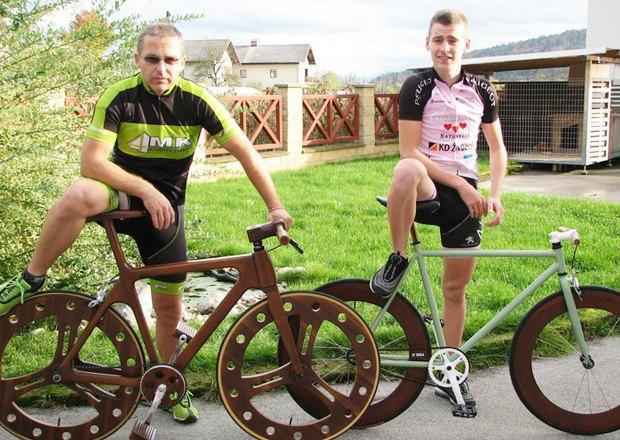 Создатели 5 странных байков о том, зачем изобретать велосипед. Изображение № 11.