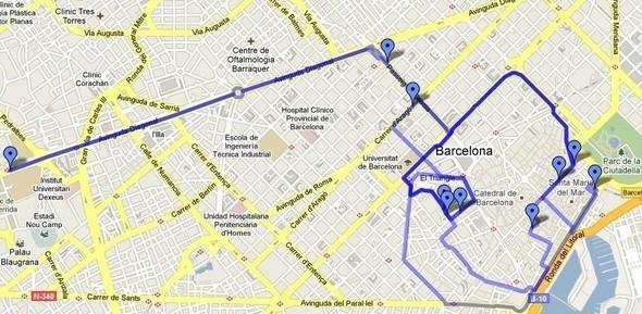 Изображение 41. Барселона: предметы и интерьеры.. Изображение № 3.