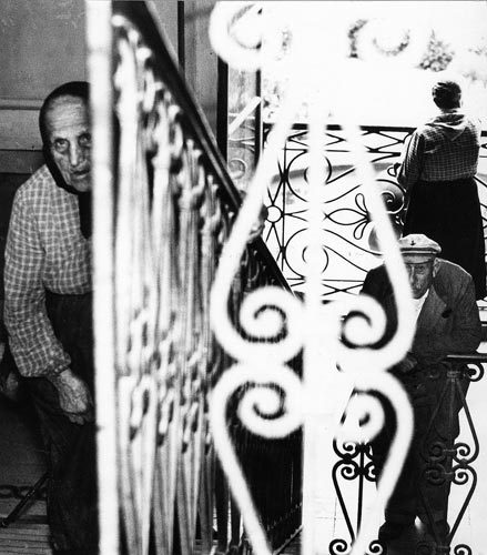 Mario Giacomelli – эстет мрака. Изображение № 20.