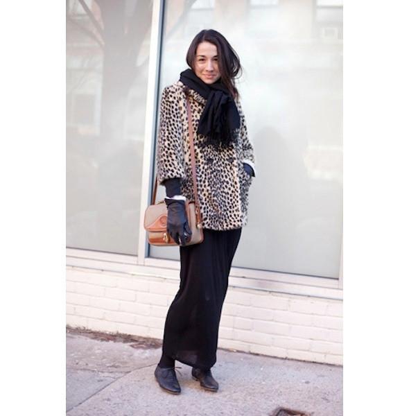 Изображение 92. На полях: 10 тенденций уличного стиля с прошедших недель моды.. Изображение № 92.