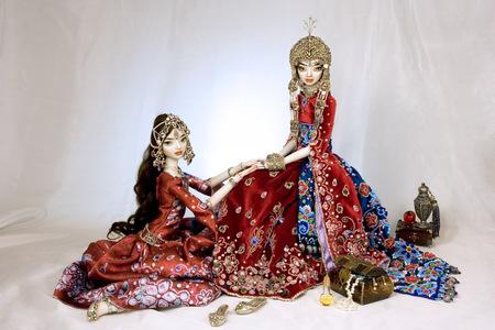 «Живые» куклы Марины Бычковой. Изображение № 24.