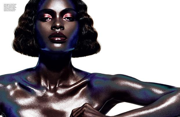 Новые съемки Dazed & Confused, Vogue, Pop и Madame Figaro. Изображение № 13.