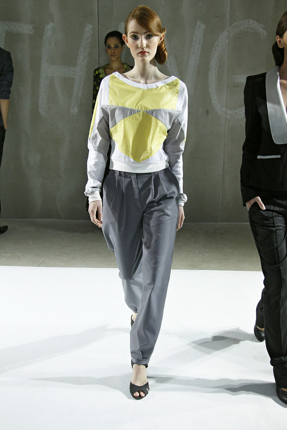 Berlin Fashion Week A/W 2012: Sebastian Ellrich. Изображение № 8.