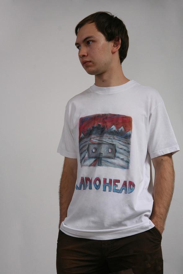 Новый взгляд на футболки: NIKSMADE. Изображение № 7.
