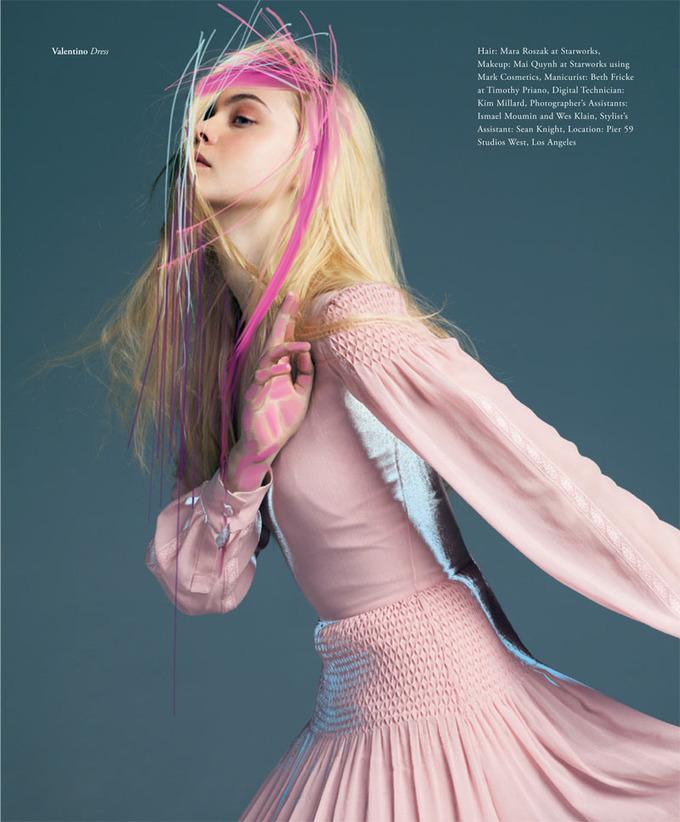Numero, Vogue и другие журналы опубликовали новые съемки. Изображение № 55.