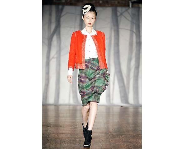 Неделя моды в Нью-Йорке: второй день. Изображение № 4.