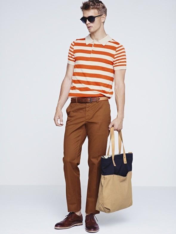 Лукбуки: Мужская и женская коллекции H&M SS 2012. Изображение № 20.
