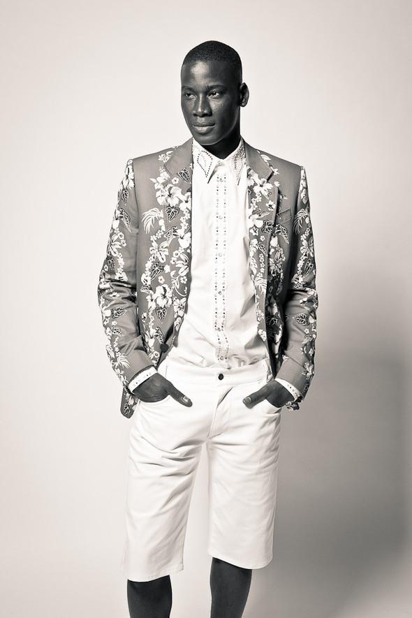 Лукбук: Jean Paul Gaultier SS 2012 Men's. Изображение № 19.