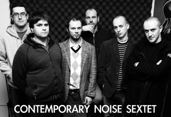 Contemporary Noise Sextet. Изображение № 1.