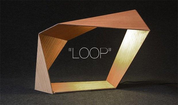 Лампа Loop. Изображение № 6.