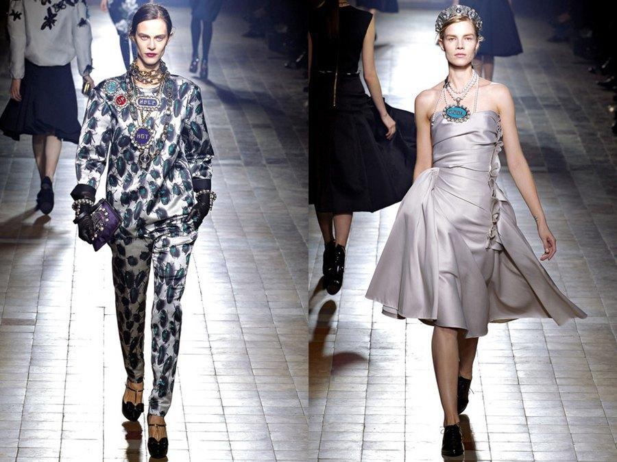 Неделя моды в Париже:  Дни 3 и 4. Изображение № 14.