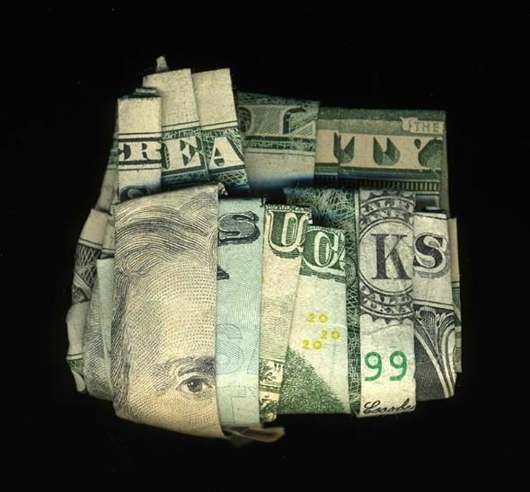Скрытые сообщения на долларовых купюрах. Изображение № 5.