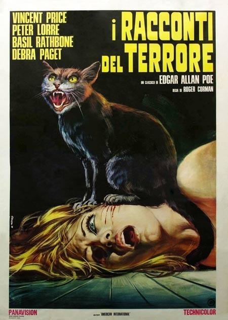 Афиши фильмов ужасов. Изображение № 13.