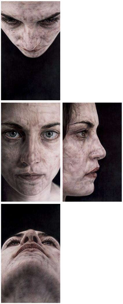 Vania Comoretti. Итальянская художница гиперреалистка. Изображение № 3.