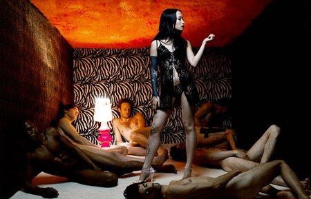 Фотосерия Дениса Рувра- Addict. Изображение № 2.