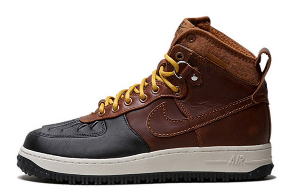 Nike Air Force 1 Duck Boot союз двух легенд. Изображение № 27.