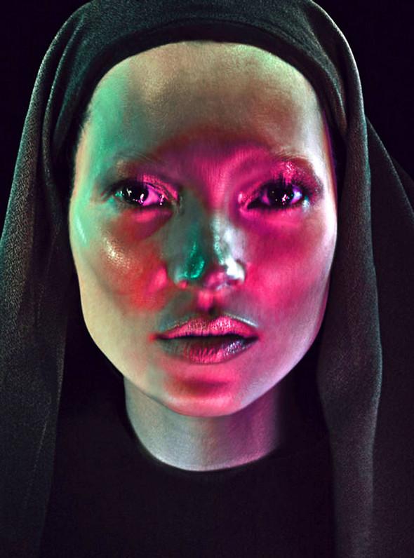 Kate Moss (КЕЙТ МОСС) для W Magazine. Изображение № 6.