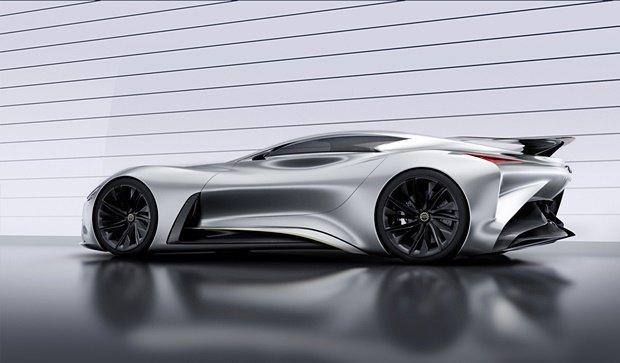 Концепт: суперкар Infiniti для игры Gran Turismo. Изображение № 5.