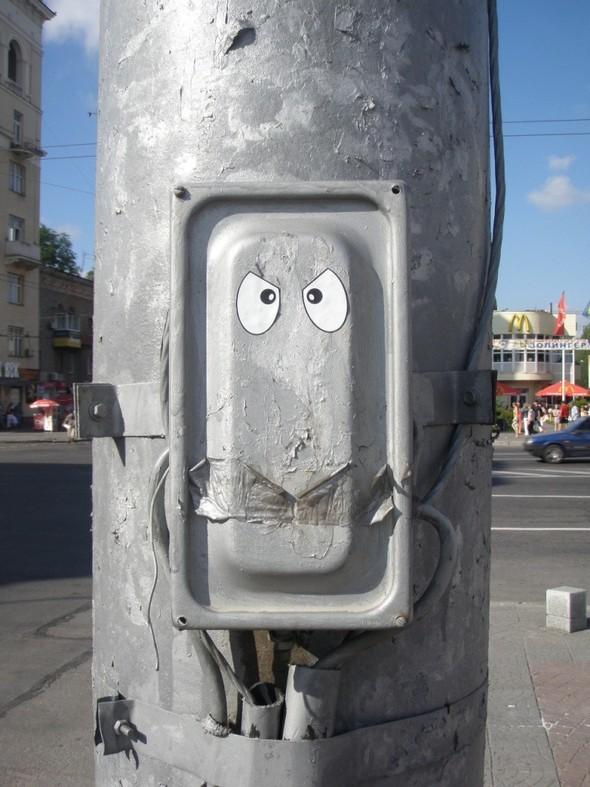 Оживающие объекты в Запорожье. Изображение № 2.
